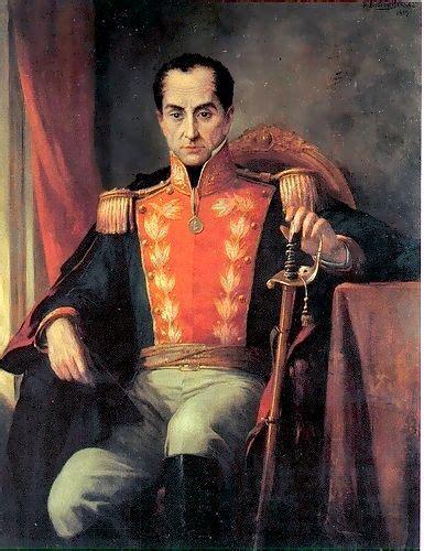 Biografía de Simón Bolívar, 'el Libertador' - Red Historia