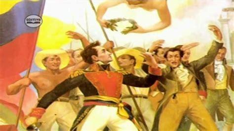 Biografia de Simón Bolívar El Libertador   YouTube