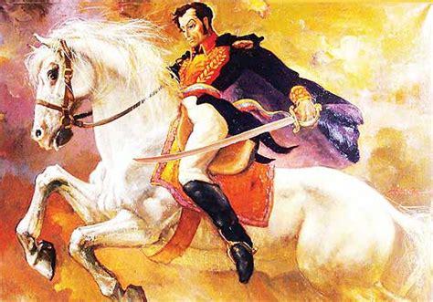 Biografía de Simón Bolívar   Historia del Nuevo Mundo