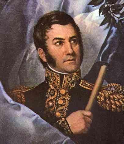 Biografía del Libertador José de San Martín