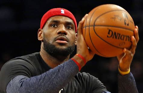 Biografia di LeBron James