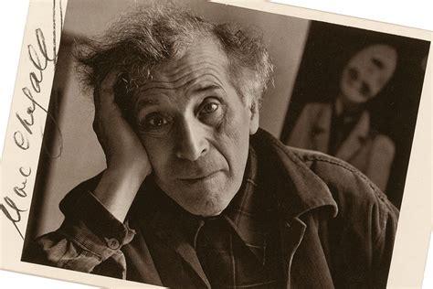 Biografia di Marc Chagall