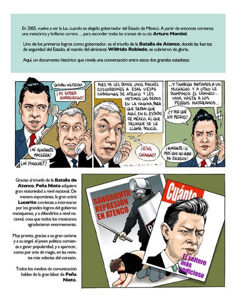 Biografía NO autorizada de Peña Nieto
