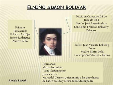 biografia resumida biografia resumida de simon bolivar y ...