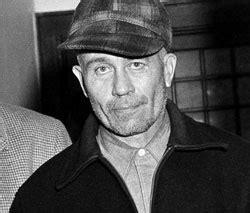 Biografias de asesinos:Ed Gein - Taringa!