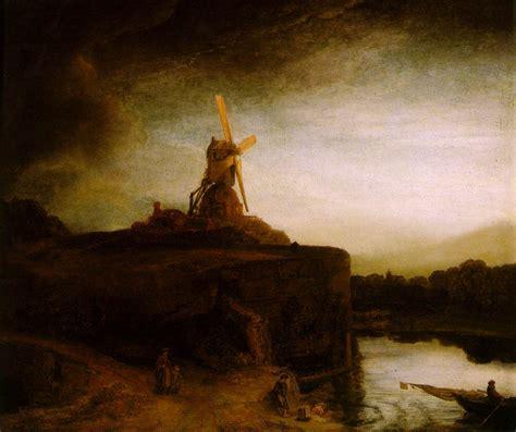 Biographie et œuvre de Rembrandt