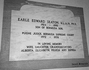 Biography   Earle Edward Seaton