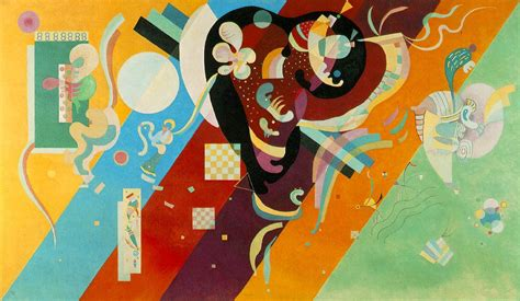 Biography: Wassily Kandinsky Art for Kids