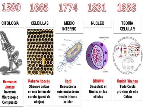 Biología 4º: Historia celular