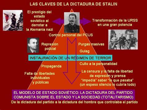 BIOMBO HISTÓRICO: EL STALINISMO, (1925-1953) Economía ...