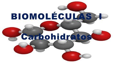 BIOMOLÉCULAS I: Carbohidratos - YouTube