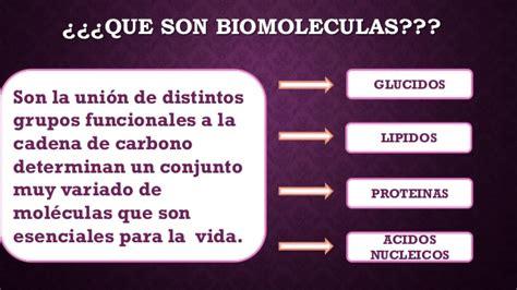 Bioq-determinacion de biomoleculas