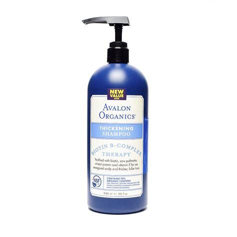 Biotin B Complex Thickening Shampoo by Avalon Organics ...