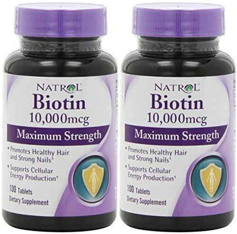 Biotin for Hair Growth, Loss, How Much, Does it Work ...