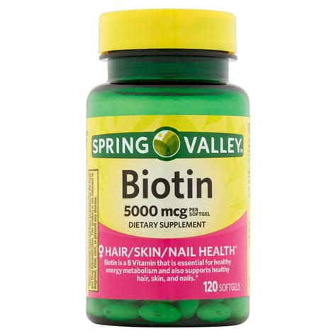 Biotin Hair Growth Pills | www.pixshark.com - Images ...