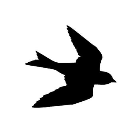 Bird In Flight Silhouette   ClipArt Best