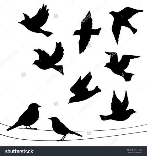 Bird Silhouette Tattoo   www.pixshark.com - Images ...