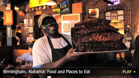 Birmingham, Alabama: Food and Places to Eat | WatchMojo.com