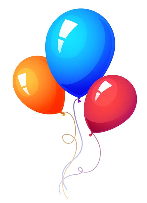 Birthday Balloons Png | www.imgkid.com   The Image Kid Has It!