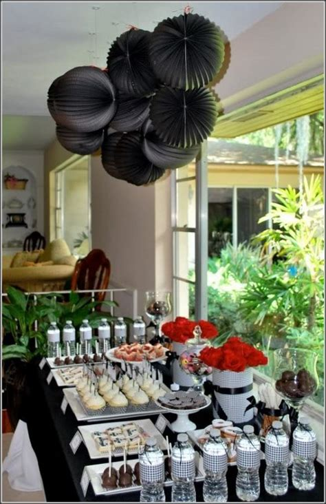 Birthday Party Decoration Ideas For Him ~ Image ...