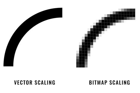 Bitmap Image Vs Vector Image | The Laser Co
