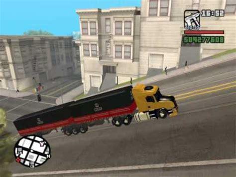 Bitrem 9 eixo GTA SA - YouTube