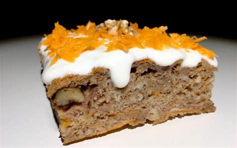 Bizcocho de avena y zanahoria fit o carrot cake fit | a ...