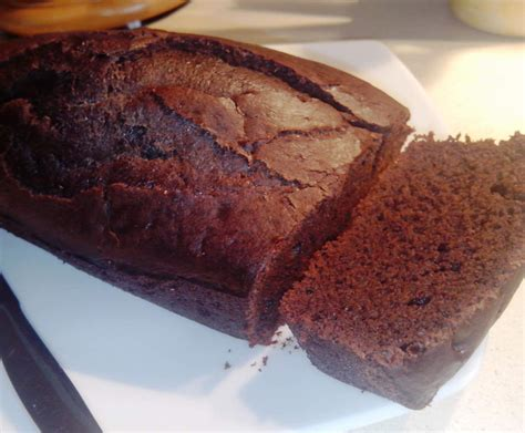 Bizcocho de Chocolate  sin gluten, sin lactosa y sin huevo ...