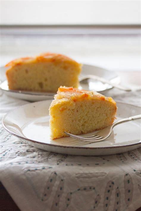 Bizcocho de naranja esponjoso y fácil ¡la receta perfecta ...