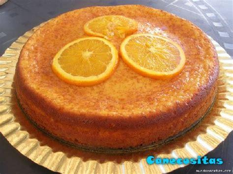 Bizcocho de naranja   Recetariocanecositas