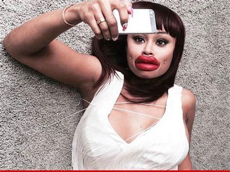 Blac Chyna -- I'll Give You a Fat Lip, Kylie! | TMZ.com