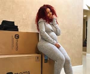 Blac Chyna Shows Off Baby Bump On Instagram | Bossip