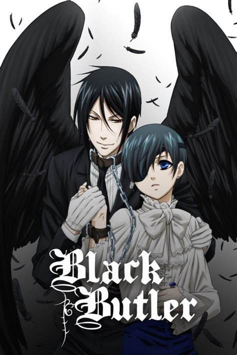Black Butler  TV Series 2008 2014    Posters — The Movie ...