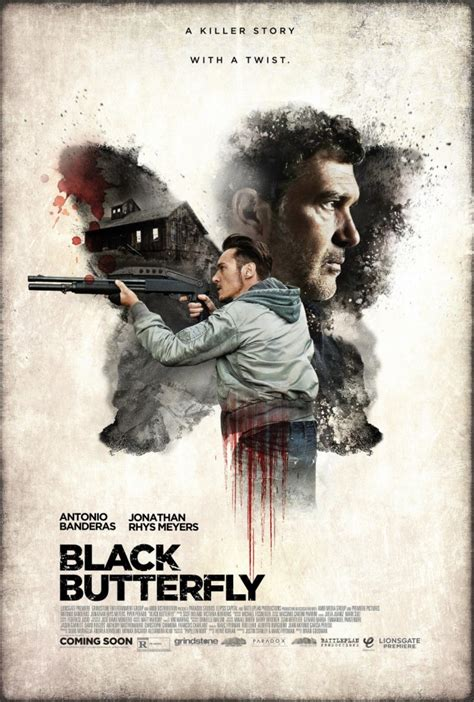 Black Butterfly (2017 Mariposa Negra. Brian Goodman)