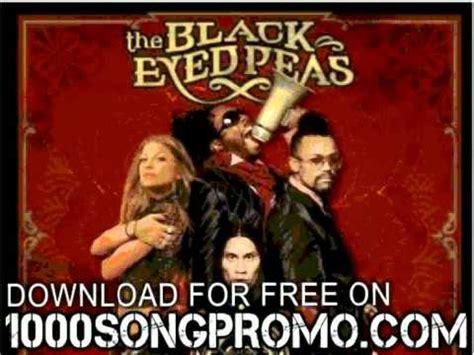 black eyed peas dum diddly Monkey Business - YouTube