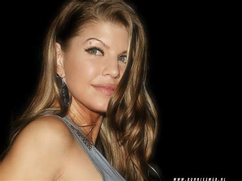 Black Eyed Peas images Fergie   Wallpaper HD wallpaper and ...
