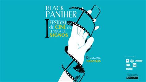 Black Panther Festival - Cine en Lengua de Signos — Verkami