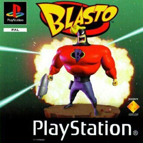 Blasto Box Shot for PlayStation - GameFAQs