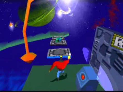 Blasto Game Sample - Playstation - YouTube