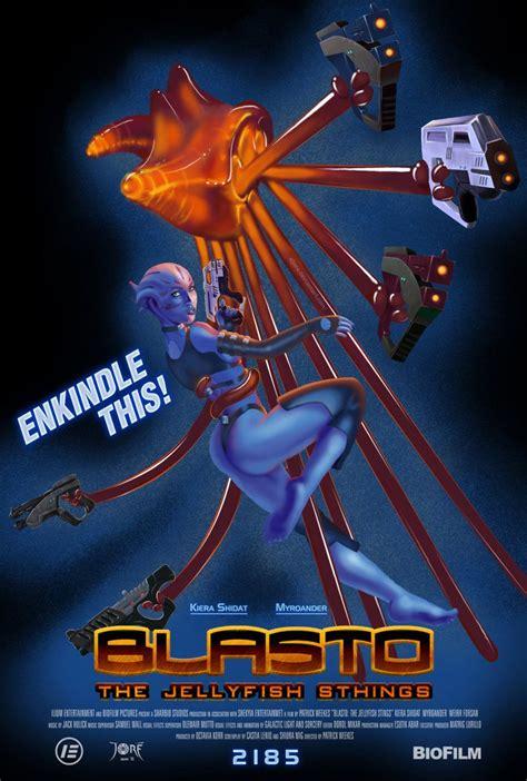 Blasto movie poster!   Mass Effect Art   Mass Effect, Mass ...