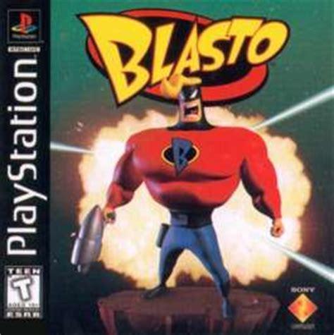 Blasto - PlayStation - IGN