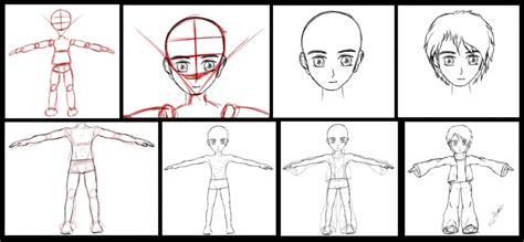 [Blender] Character design 2d sketch to 3d