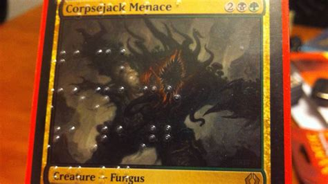 Blind Competitor Plays Magic: The Gathering with Ingenious ...