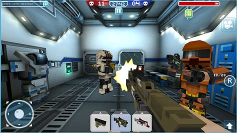 Blocky Cars - Online Shooting Game - Android Apps on ...
