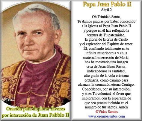 ® Blog Católico Gotitas Espirituales ®: ORACIÓN A JUAN ...