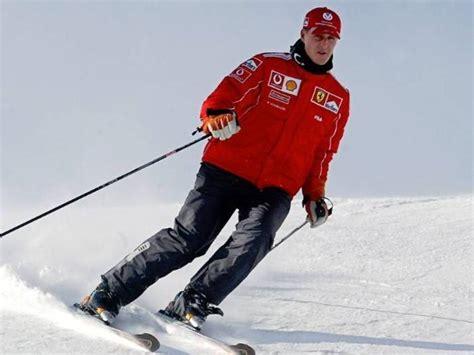 Blog do Tidi: Após acidente de esqui, Michael Schumacher ...