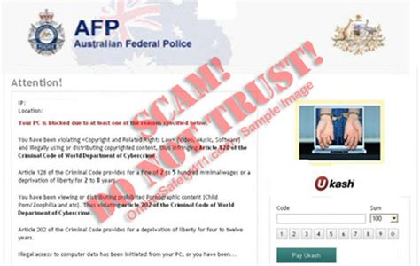 Blog Site Posts Guide to Remove Australian Federal Police ...