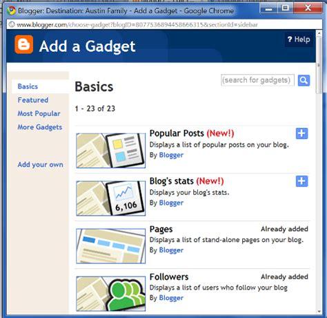 Blogger Gadget Alanı Ekleme | Muhadda