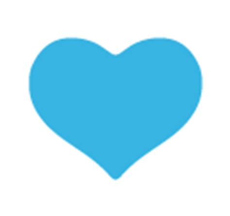 Blue Heart Emoji   Copy & Paste   EmojiBase!