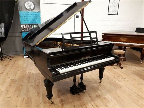 Bluthner Style 5 Baby Grand | Free Northern Ireland ...